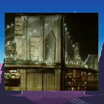 Modern Marvels S3E02 - The Brooklyn Bridge