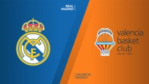 Real Madrid - Valencia Basket Highlights | Turkish Airlines EuroLeague, RS Round 12