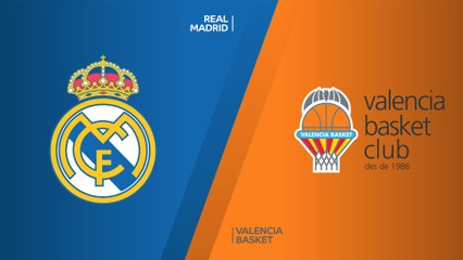 EuroLeague 2019-20 Highlights Regular Season Round 12 video: Madrid 111-99 Valencia