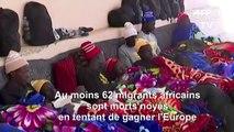 Migrations: témoignages des rescapés du naufrage au large de la Mauritanie