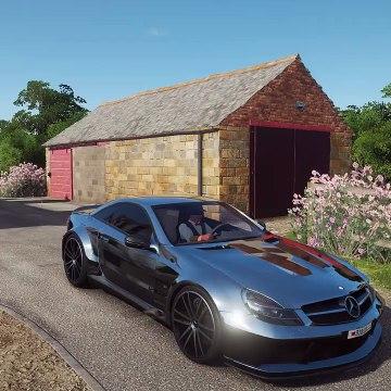 Forza Horizon 4 - MERCEDES-BENZ SL 65 AMG BLACK SERIES - Test Drive - 1080p60FPS