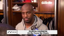 Duron Harmon Opens Up About His Choice For 'My Cause, My Cleats'