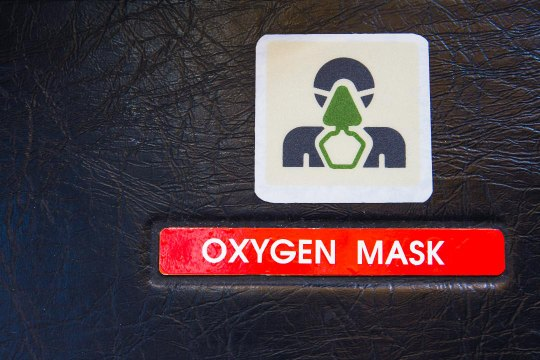What Happens If Your Oxygen Mask Doesn't Inflate on a Flight?