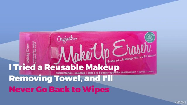 I Tried a Reusable Makeup Removing Towel, and I'll Never Go Back to Wipes