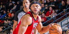 Justin Anderson Scores 40 Points For Raptors 905 (December 5th)