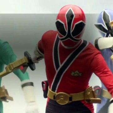Power Rangers - 19x10 - The Strange Case of the Munchies