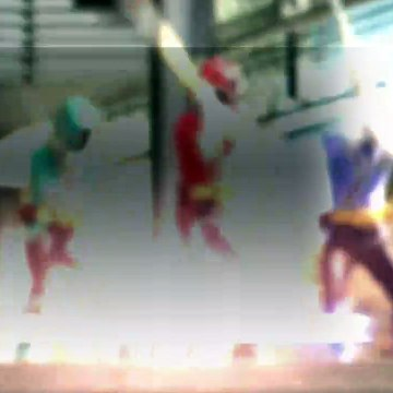 Power Rangers - 19x11 - A Sticky Situation