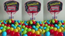 Learning Colors with Basketball Playing for Kids- Teaching for Preschool Children