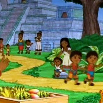 Dora the Explorer Go Diego Go 510 - The Mayan Adventure