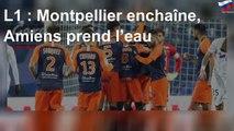 L1 : Montpellier enchaîne, Amiens prend l'eau