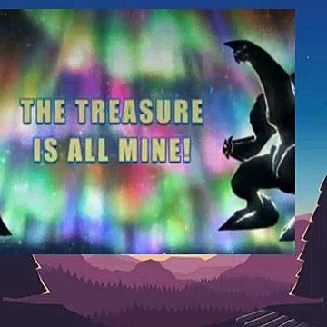 Pokemon S12E48 The Treasure Is All Mine
