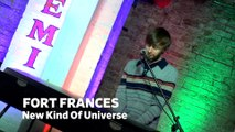 """Dailymotion Elevate: Fort Frances - """"New Kind Of Universe"""" Cafe Bohemia, NYC"""