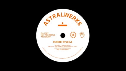 Robbie Rivera - One
