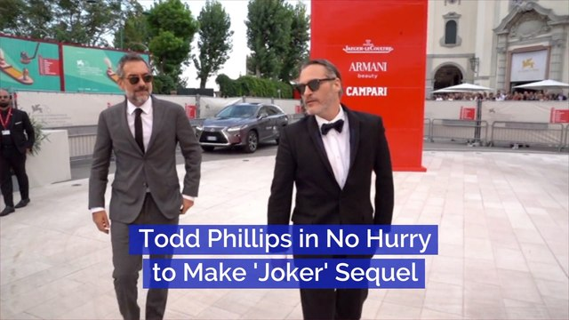 Todd Phillips Takes His Time