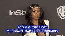 The Update On Gabrielle Union And NBC