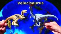 Dinosaurs for kids, Dinosaurs Find Baby Mom, Jurassic World Dinosaur Educational Video