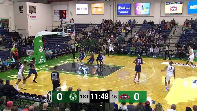 Jaylen Adams (22 points) Highlights vs. Maine Red Claws