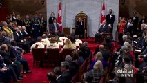 Throne Speech- Liberal government sets out goals for minority government
