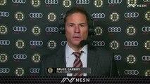 Bruins Winning Streak Snaps Despite Ferocious Third Period Comeback