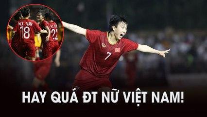 Highlights | ĐT Nữ Việt Nam - ĐT Nữ Phiippines | Thắng thuyết phục, vững vàng vào chung kết  | Next Sports