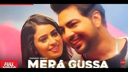 "Mera Gussa ""Story of Regret"" (Official Video) 