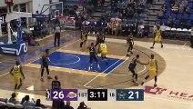 Devontae Cacok Posts 14 points & 13 rebounds vs. Salt Lake City Stars