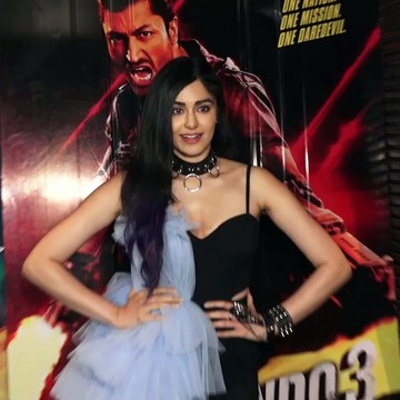 Commando 3 Movie Success Party With Vidyut Jammwal, Adah Sharma, Aditya Datt