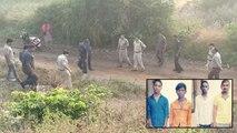 हैदराबाद डॉक्टर मर्डर केस के चारों आरोपी ढेर