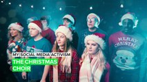 My Social Media Activism: A Christmas carol never sounded so sweet