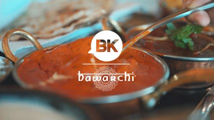 Cooking the perfect curry at Bawarchi
