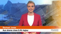 Construction sector jobs dwindled: ASX closed 0.4% higher