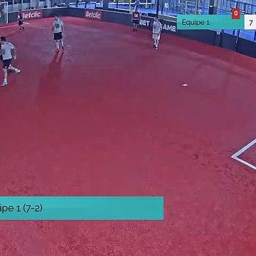 But de Equipe 1 (7-2)