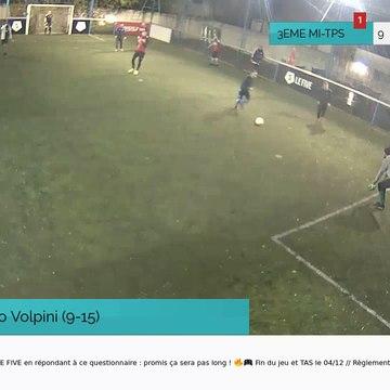 But de Theo Volpini (9-15)