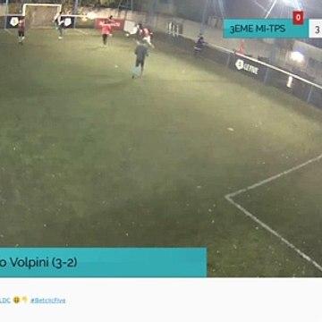 But de Theo Volpini (3-2)