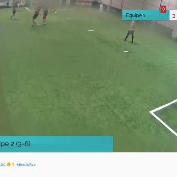 But de Equipe 2 (3-6)