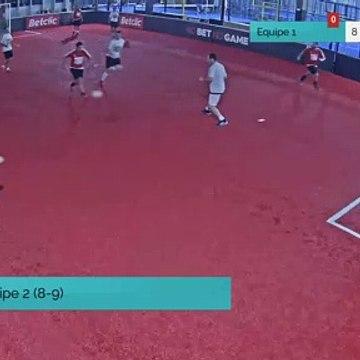 But de Equipe 2 (8-9)