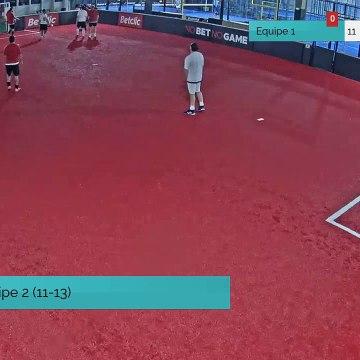 But de Equipe 2 (11-13)