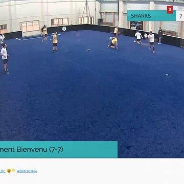 But de Clement Bienvenu (7-7)