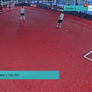 But de Equipe 1 (19-21)