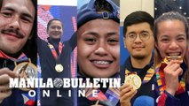 2019 SEA Games Day 5: PH's gold medalists