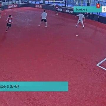 But de Equipe 2 (8-8)