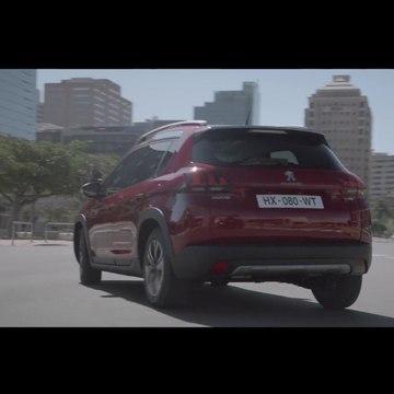 Peugeot 2008 Press film