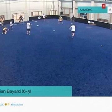 But de Florian Bayard (6-5)
