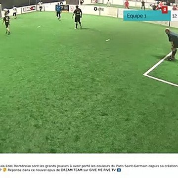 But de Equipe 1 (13-12)
