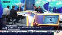 """Mon patrimoine : Les """"ETF"""" séduisent de plus en plus de particuliers, par Guillaume Sommerer - 06/12"""