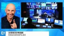 """Christophe Castaner après la manifestation contre la réforme des retraites : """"Le Fouquet's n'a rien eu !"""" (Canteloup)"""