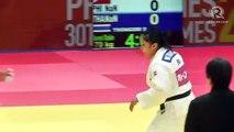 Mariya Takahashi defends her SEA Games judo gold
