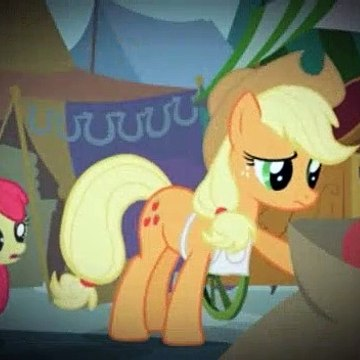 My Little Pony S01E12 Call of the Cutie