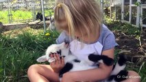 Cutest Babies Sing Lullaby Their Pet  Funny Baby and Pets Video