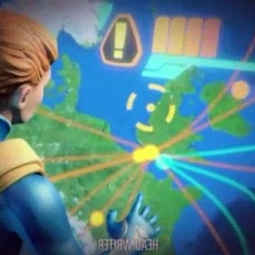 Thunderbirds Are Go S01E19 Extraction